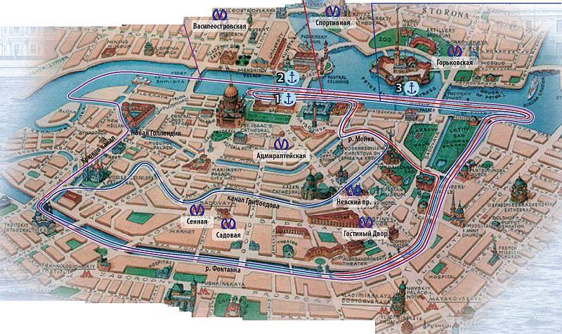 Карта наших маршрутов: karta1